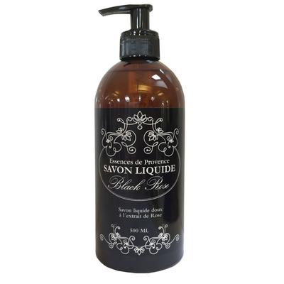 Savon liquide Black rose