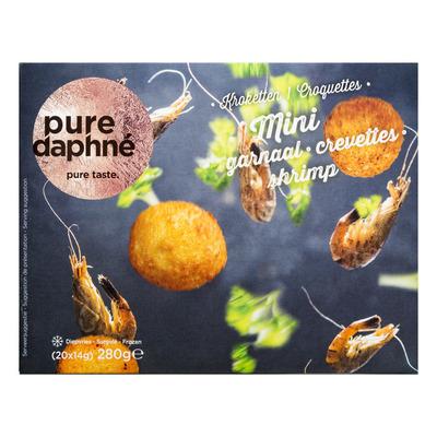 Pure Daphné Mini garnaalkroketjes
