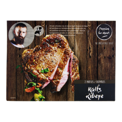 Passion for meat Kalfs Rib-Eye Nederland