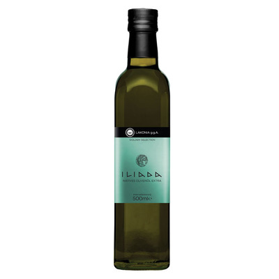 Iliada Lakonia extra vierge olijfolie PGI
