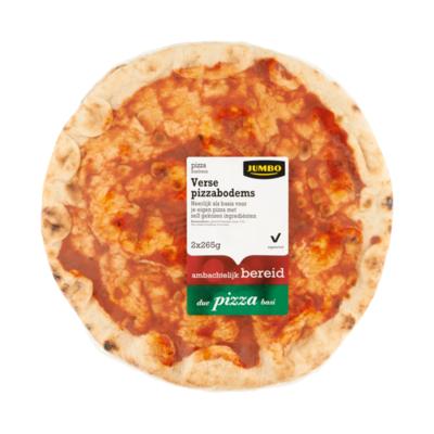 Huismerk Verse Pizzabodems