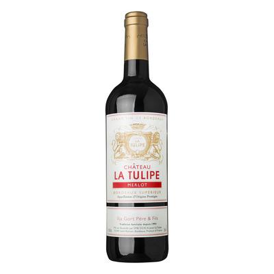 La Tulipe Bordeaux Supérieur