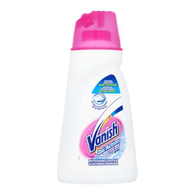 Vanish Oxi Action Crystal White Gel Vlekverwijderaar