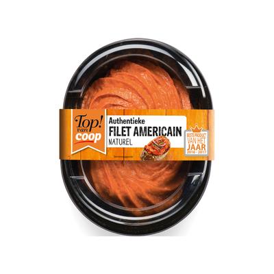 Top! Van Coop Ambachtelijke Filet Americain Naturel