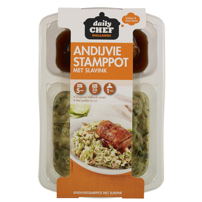 Daily Chef Verse Andyvie Stamppot