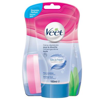 Veet In-shower ontharingscrèmegev. huid