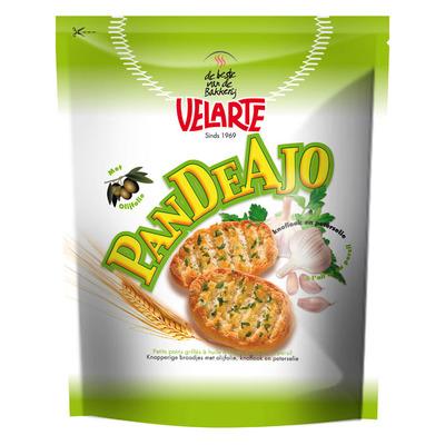 Velarte Pan de ajo (knoflookbroodje)