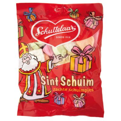 Schuttelaar Sinterklaas schuimpjes
