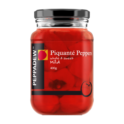 Peppadew® Piquanté Peppers Whole & Sweet Mild