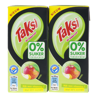 Taksi Appel GST 10x200ml