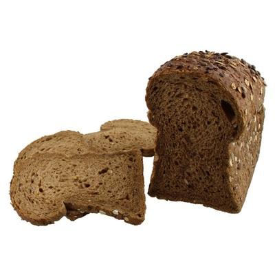 Ambachtelijke Bakker waldkornbrood half