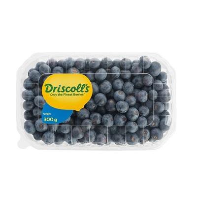 Driscoll's blauwe bessen