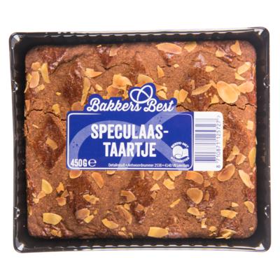 Bakkers Best Speculaastaartje
