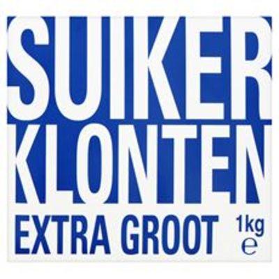Sundale Suikerklonten extra groot 1 kg
