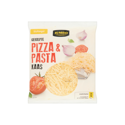 Huismerk Geraspte Pizza & Pasta Kaas 40+
