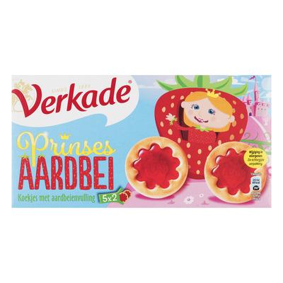 Verkade Kids&co prinses aardbei