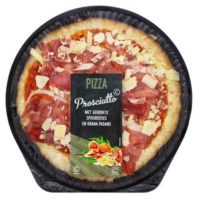 Verse Pizza Prosciutto