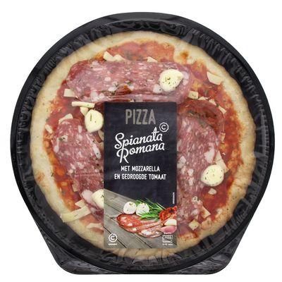 Verse Pizza Spianata Romana