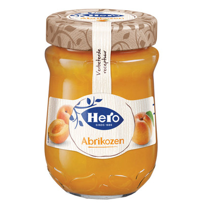 Hero Original jam abrikozen