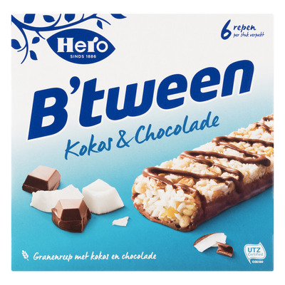 Hero B'tween kokosrepen