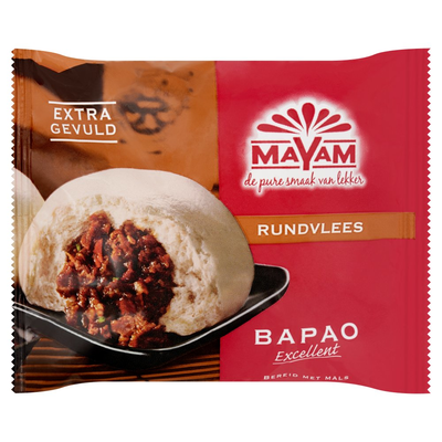 Mayam Rundvlees Bapao Excellent 140 g