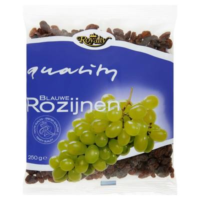 Royalty Blauwe Rozijnen 250 g