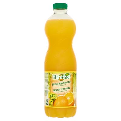 Hardthof Sinaasappelnectar uit Concentraat 1,5 L