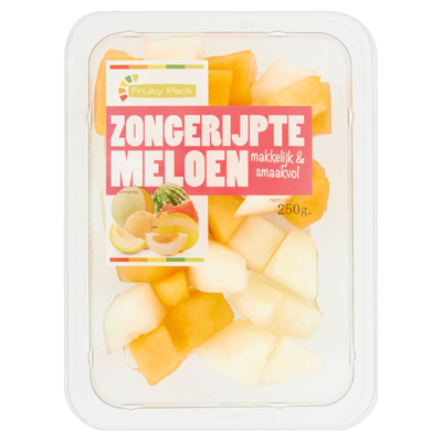 Fruity Pack Zongerijpte Meloen 250 g