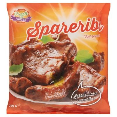 Fresh & Frozen Spareribs 750 g