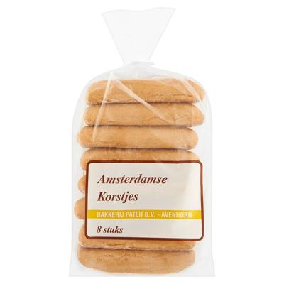 Amsterdamse Korstjes 8 Stuks