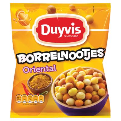 Duyvis Borrelnootjes Pinda's Oriental 300g