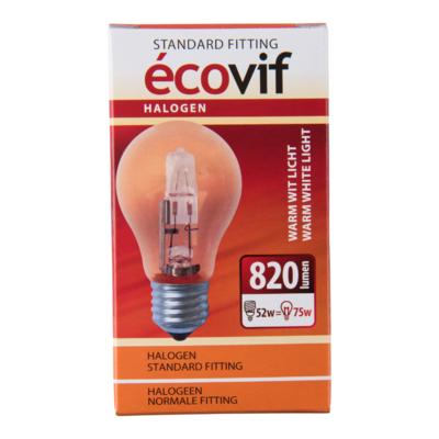 Écovif Ecosaver 52w e27