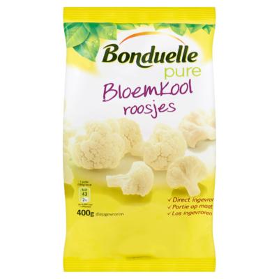 Bonduelle Pure Bloemkool Roosjes 400 g