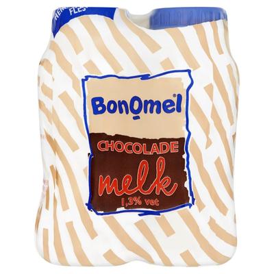 Bonomel Chocolade Melk 4 x 200 ml