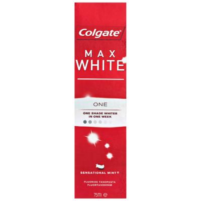Colgate Max White One Tandpasta 75 ml