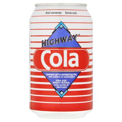 Highway Cola 0,33 L