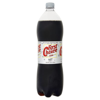 First Choice Cola Light 1,5 L
