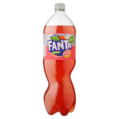 Fanta Zero Sugar Pomelo 1,5 L