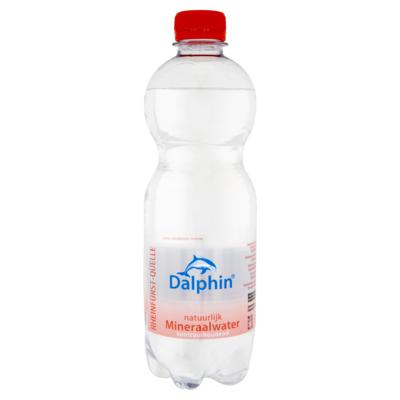 Dalphin Natuurlijk Mineraalwater Koolzuurhoudend 0,5 L