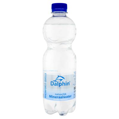 Dalphin Natuurlijk Mineraalwater zonder Koolzuur 0,5 L