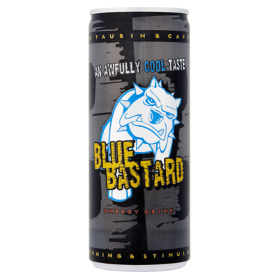 Blue Bastard Energy Drink 250 ml