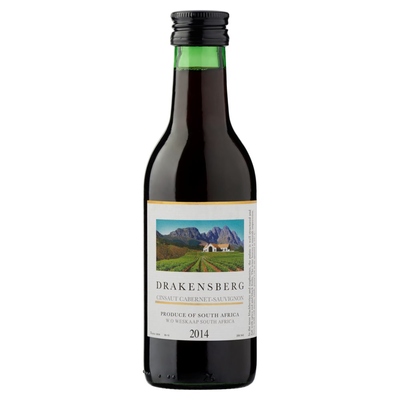 Drakensberg Cinsaut Cabernet-Sauvignon Rood 0,25 L