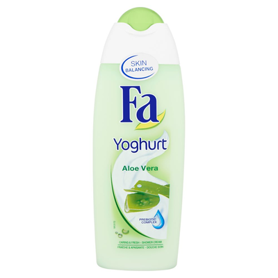Fa Yoghurt Aloe Vera Caring & Fresh Shower Cream 250 ml