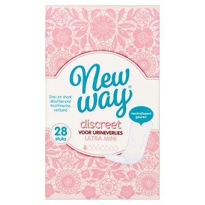 NewWay Discreet Ultra Mini 28 Stuks