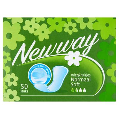 NewWay Inlegkruisjes Normaal 50 Stuks