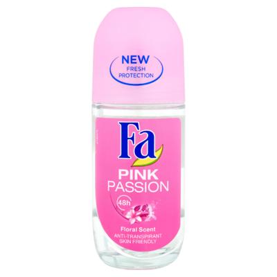 Fa Roll-On 48u Pink Passion 50 ml