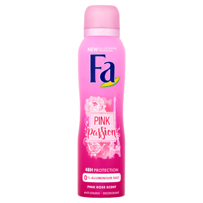 Fa Pink Passion 48u Deodorant Spray 150 ml