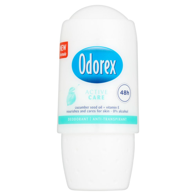 Odorex Active Care 48h Deodorant Anti-Transpirant 50 ml