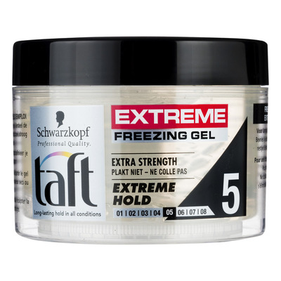Taft Freezing gel extreme
