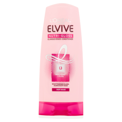 Elvive Nutri - Gloss Glansgevende Conditioner 200 ml